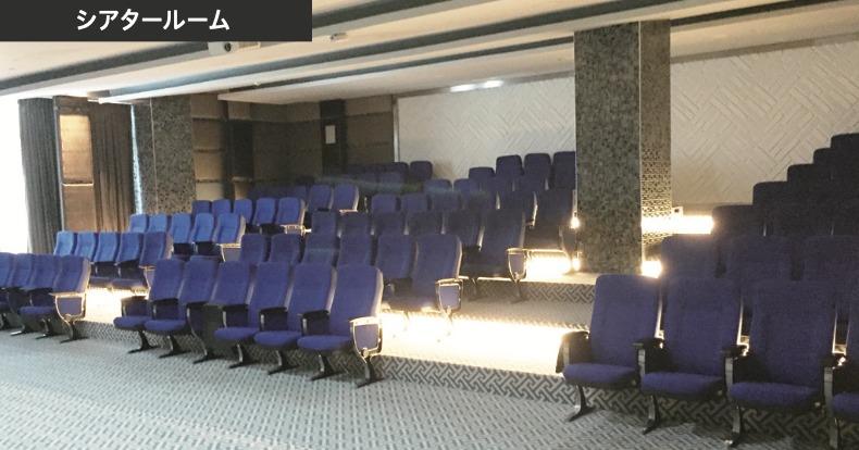 BAIホテル内の教室03