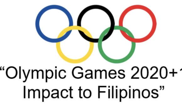 """""""フィリピン人に衝撃を与えたオリンピック2020+1"""""""