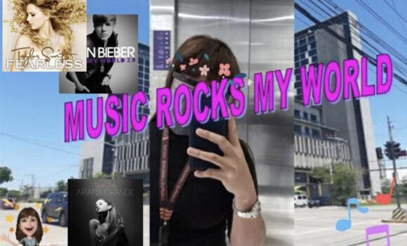 """""""私の好きなロックミュージックの世界""""(講師ブログ)"""