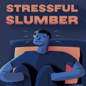 睡眠の質やストレスに関する各国のランキング