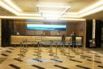 BAIホテルフロントデスク