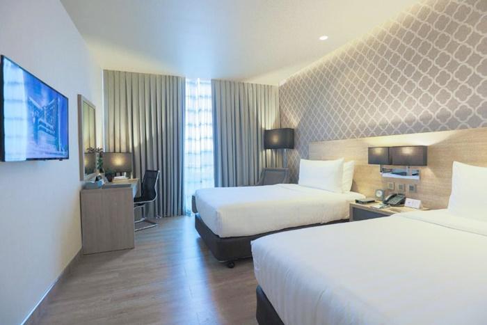baiホテルの客室